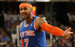 Knicks must 'hit the ground running' in free agency - Anthony