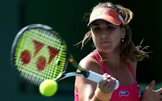 Bencic fights back to reach Rosmalen quarters