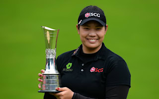 Jutanugarn makes history with British Open win