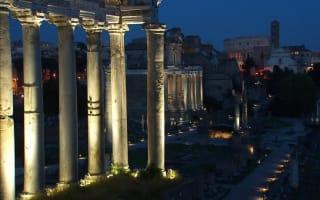 Rome residents fear new lights will kill romance