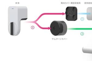 Esta cerradura inteligente es otro proyecto crowdfunding de Sony