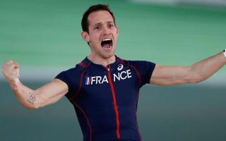 Lavillenie not focusing on Rio
