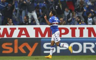 Eder flattered by Inter interest