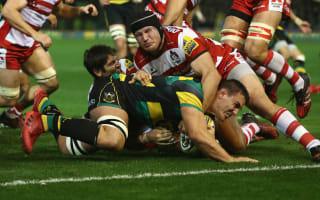 Saints see off battling Gloucester