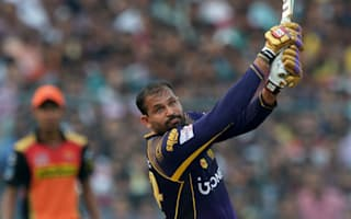 Pathan seals play-off place for Knight Riders
