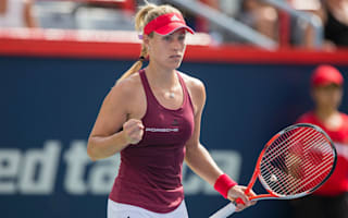 Kerber and Halep to meet in Montreal semis