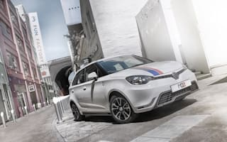 MG reveals prices of its supermini MG3 range