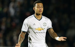 Depay not playing because he wants to leave - Mourinho