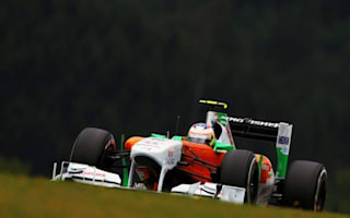 Force India confirms Hulkenberg, di Resta for 2012