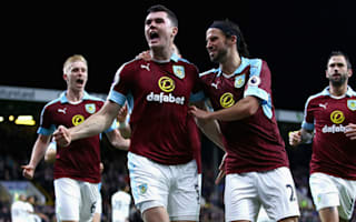 Burnley 2 Watford 0: Landmark goals for Hendrick and Keane seal first win in four