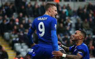 Vardy grateful to Van Nistelrooy after equalling Premier League record