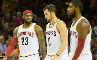 Cavs rest 'big three' and lose, Rockets stay hot