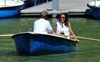 Pippa Middleton out and about around the world