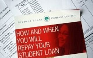 £70m overpaid in student grants