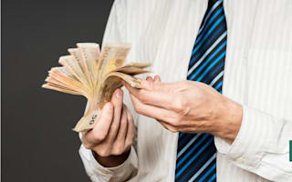 Strange places people have found large sums of money
