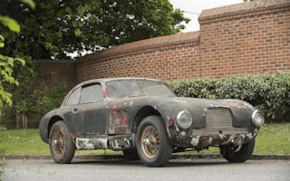 Shabby Aston Martin classic goes for £700k at auction