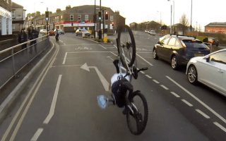 Video: Angry cyclist shames fellow bikers