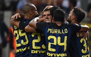 Inter are on Juventus' level - Montella