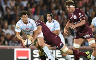 Opening-weekend disappointment for Racing, Clermont held by La Rochelle