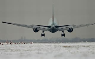 Vikings stuck for hours after team plane slides off runway