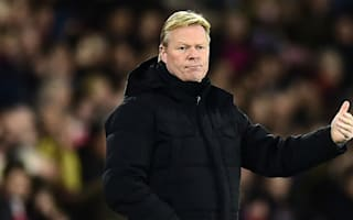 Koeman speaks out on Depay, Schneiderlin links