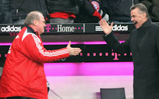Bundesliga has missed Hoeness, claims former Bayern boss Hitzfeld