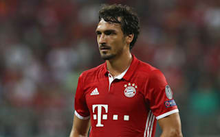 Hummels unhappy with fans' lack of respect