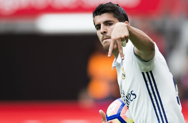 Real Madrid star Morata on a 'Highway to Hell'