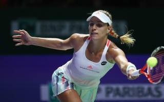 Kerber crushes Radwanska to reach Singapore final