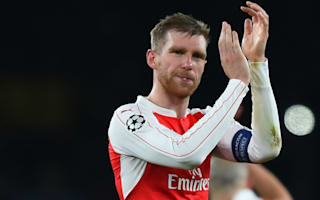 Mertesacker frustrated with Arsenal role