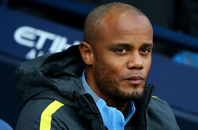 Guardiola pleads patience for injury ravaged Kompany