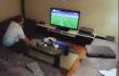 Fußball-Prank mit Fernbedienung