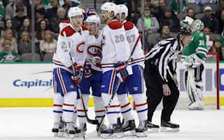 Canadiens win again in OT, Rangers down Flyers