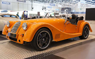 Geneva Motor Show: Morgan Plus 8