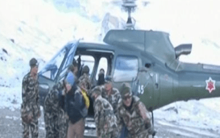 Nepal avalanches leave 25 dead and 70 missing