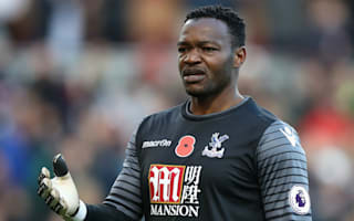 Mandanda ruled out as Pardew hopes to dent City's title bid