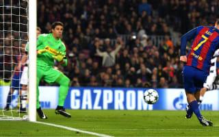 Barcelona 4 Borussia Monchengladbach 0: Arda hat-trick lights up Barca procession