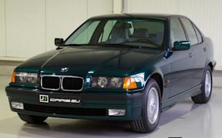 Ultra-low mileage BMW 3-Series found in the Netherlands