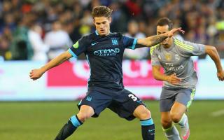 Manchester City outcast Zuculini seals Rayo Vallecano loan switch