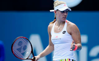Kerber eager to forget Kasatkina shock
