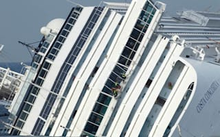 American Express promotes trip on the doomed Costa Concordia