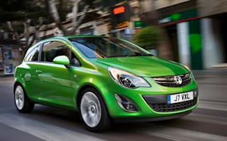 Vauxhall refreshes the Corsa
