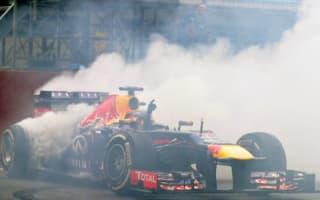 FIA legalises 'donuts' in Formula 1