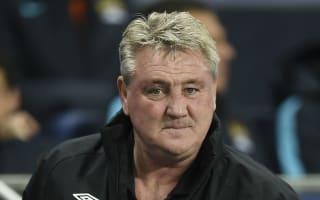 Hull confirm Bruce talks over England job
