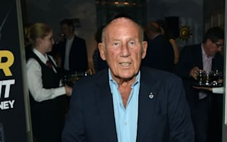 Motor racing legend Stirling Moss 'stable' in hospital after chest infection