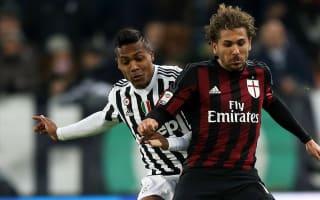 Alex Sandro: Juventus not getting carried away