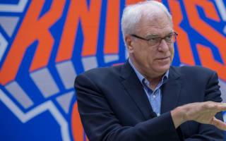 Knicks part company with Phil Jackson