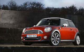 Mini Cooper voted sexiest car for women to drive