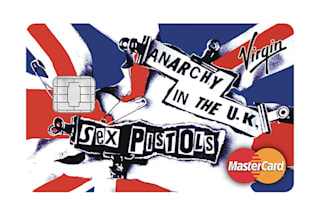 'Anarchist' Sex Pistols to feature on credit cards