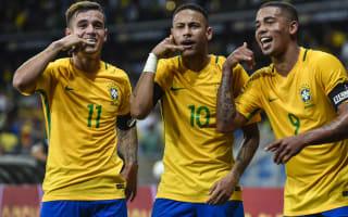 Brazil 3 Argentina 0: Neymar, Coutinho lead hosts